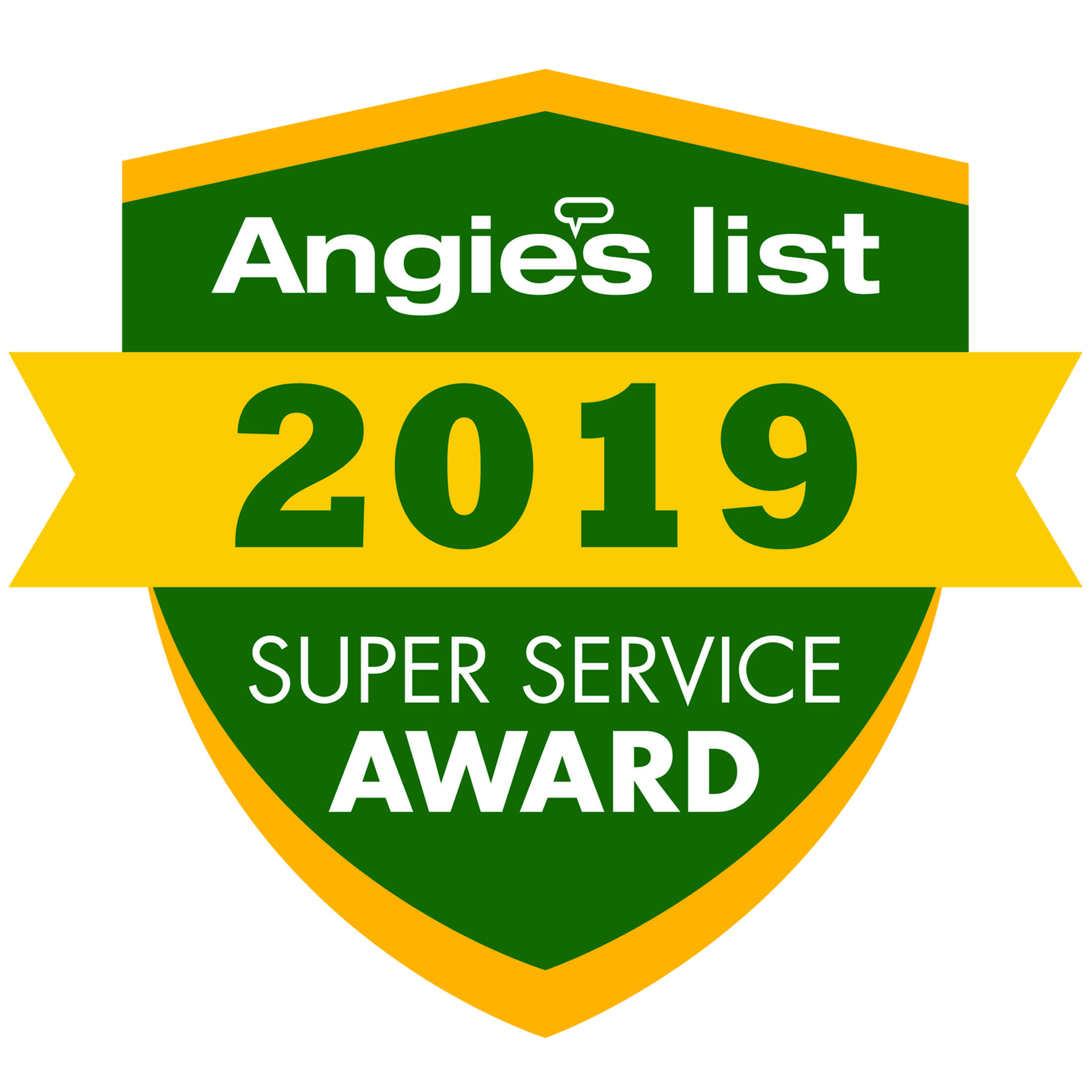 2019 Super Service Award, Angie's List, Angie, 2019 Award, Kellogg Movers, Moving Company, SLC, Utah